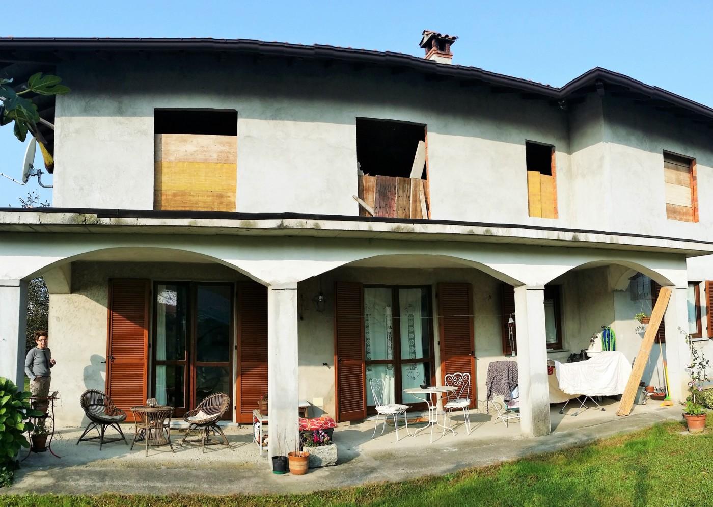 Vendita villa singola Oleggio castello
